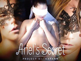 Ariel's Secret - Project 1 Katana - Ariel Piper Fawn & Katana & Suzie Carina - Sexart