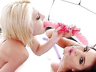 Real Anal Invasion Acrobats Adriana Chechik And Holly Hanna Gonna Masturbate Hard