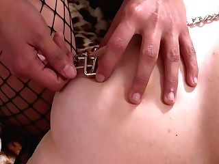Labial Intercourse Two - Aranxa & Margot B - Thelifeerotic