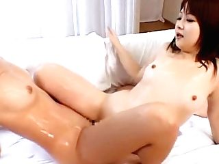 Finest Japanese Whore Aki Nagase, Leila Aisaki In Fabulous Girly-girl, Smoothly-shaven Jav Movie