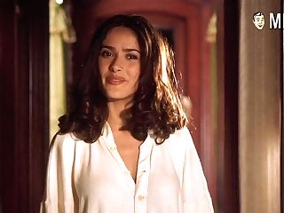 Salma Hayek From Dusk Till Dawn De-robe Dancing Scene