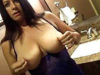 Tit Spanking All Girl Tit Have Fun